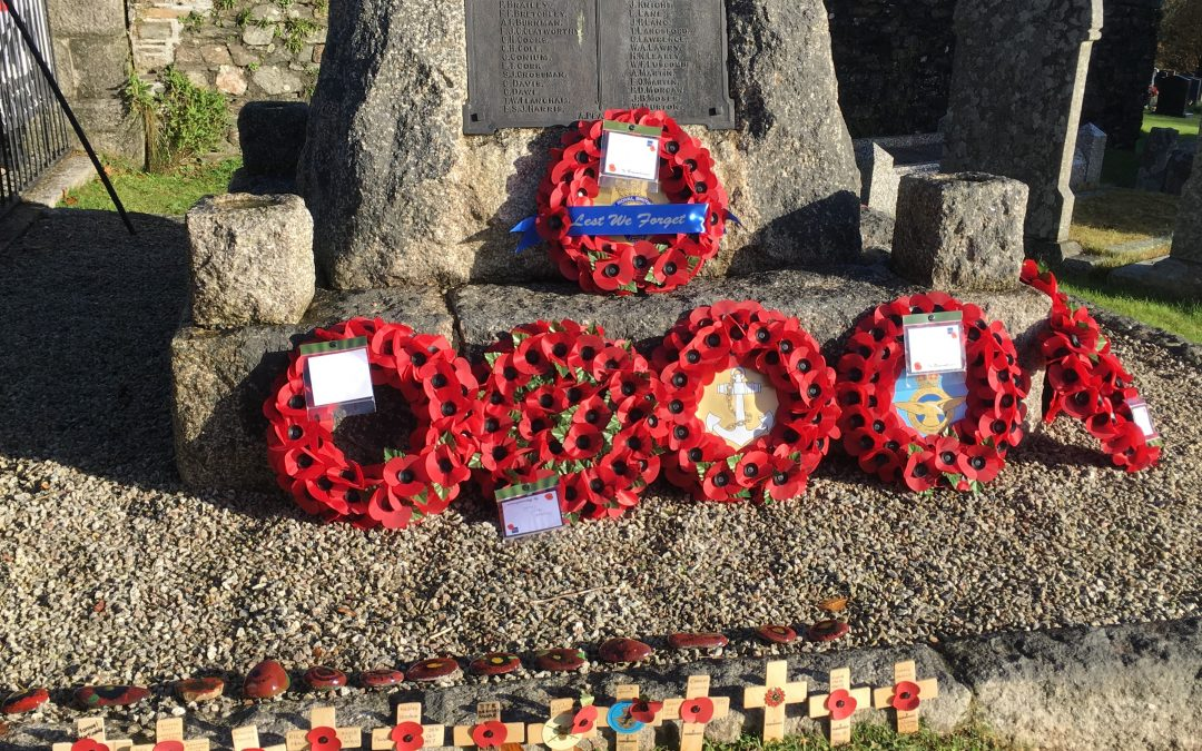 Calstock Remembered