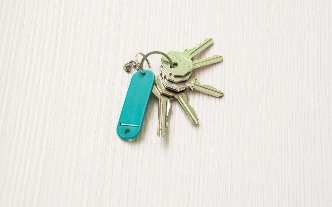 Lost Keys…