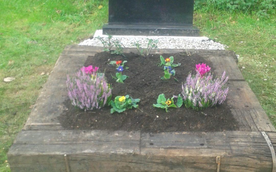 Memorial Gardens, Albaston and Calstock Cemeteries