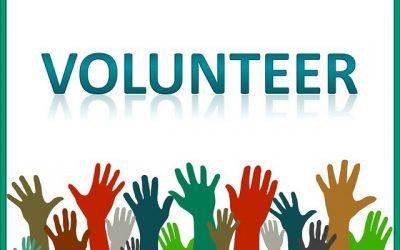 More Volunteers Needed