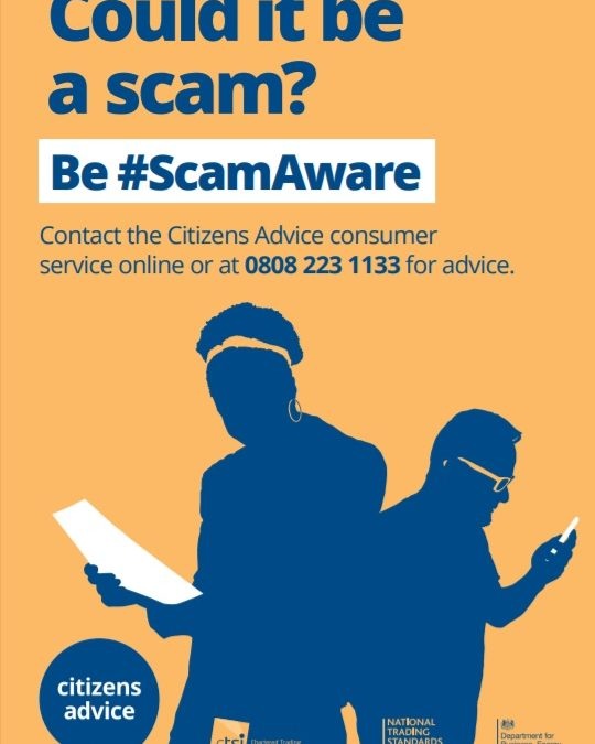 Possible Telephone Scam – Local Energy Advice