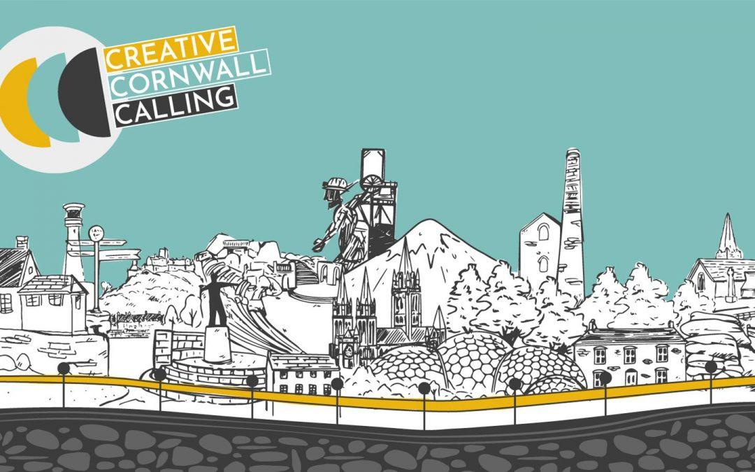 Creative Cornwall Calling