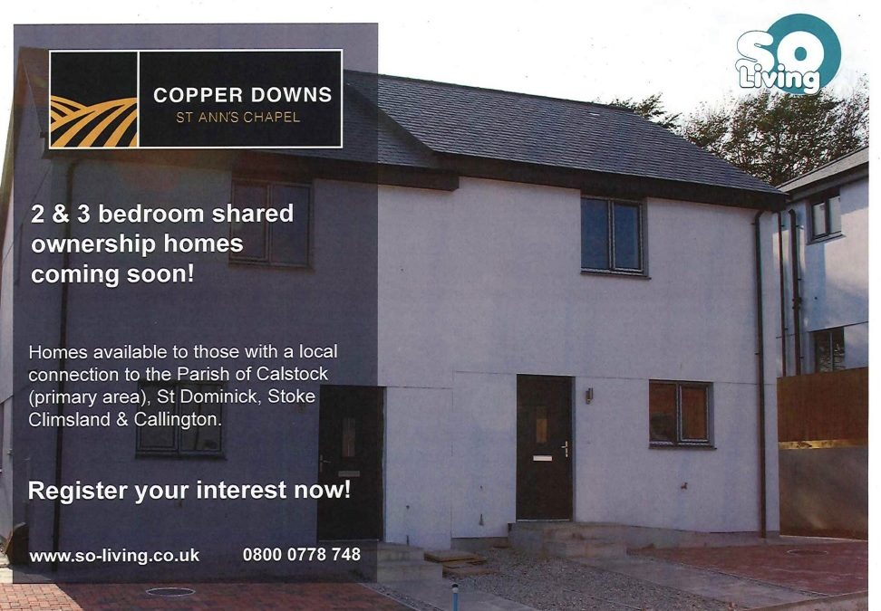 Shared Ownership Homes, St Ann's Chapel